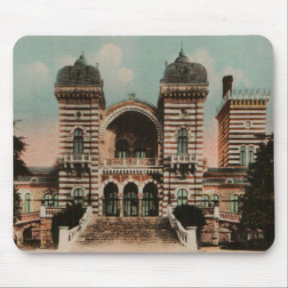 Biarritz Thermes Thermal Spa Mouse Pad