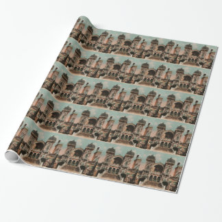 Biarritz Thermes Thermal Spa Wrapping Paper