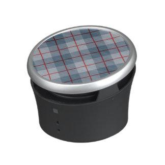 Bias Plaid Blue-Red Stripe Speaker