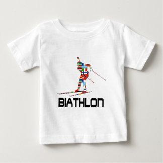 Biathlon Baby T-Shirt