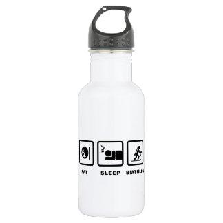 Biathlon Stainless Steel Water Bottle