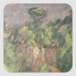 Bibemus Quarry, 1898-1900 Square Sticker