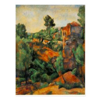 Bibemus Quarry Postcard