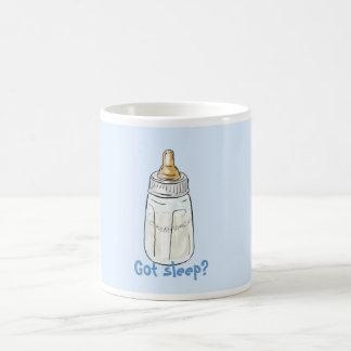 biberón azul conseguido la taza del sueño