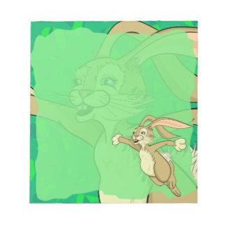Bibi Bunny Notepad