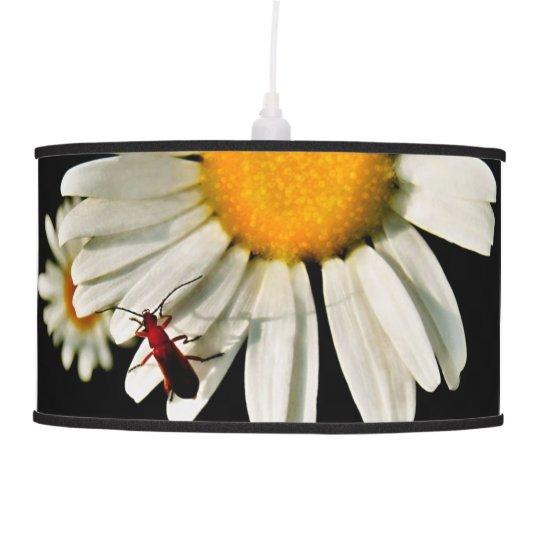 Bibitte On Marguerite Bug & Daisy Glosses Ceiling Lamp