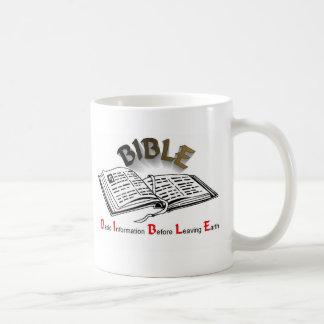 bible acronym coffee mug