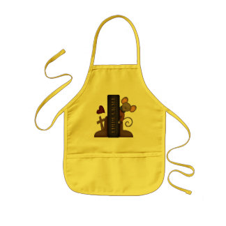 Bible and Mouse Kids' Apron