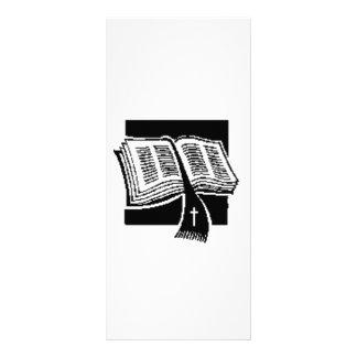 Bible Art Rack Card