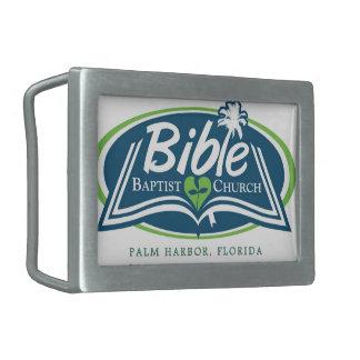 Bible Baptist Church Logo Items Belt Buckle