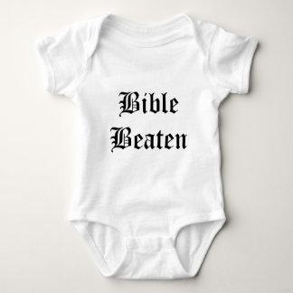 Bible Beaten Baby Bodysuit