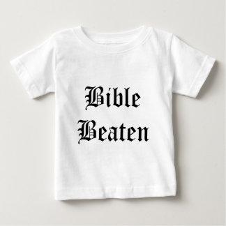 Bible Beaten Baby T-Shirt