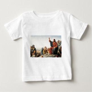 Bible Blessing Faith Jesus Teaching Multitude Tee Shirts
