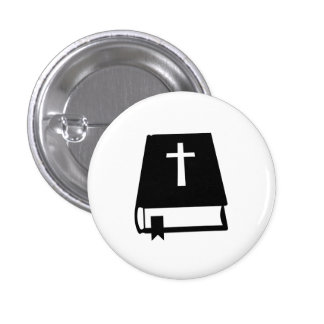 Bible Book Pinback Button