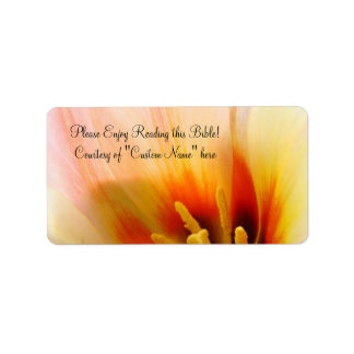 Bible Book Tags Please Enjoy Reading this Bible Label