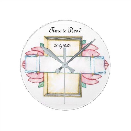 Bible Clock