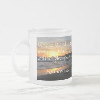 Bible Coffee Cup Mug