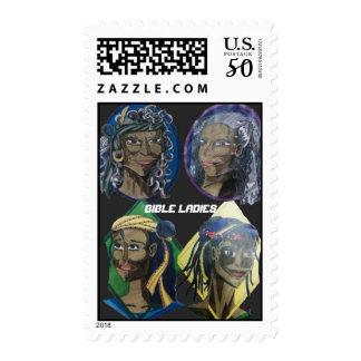 bible ladies stamp