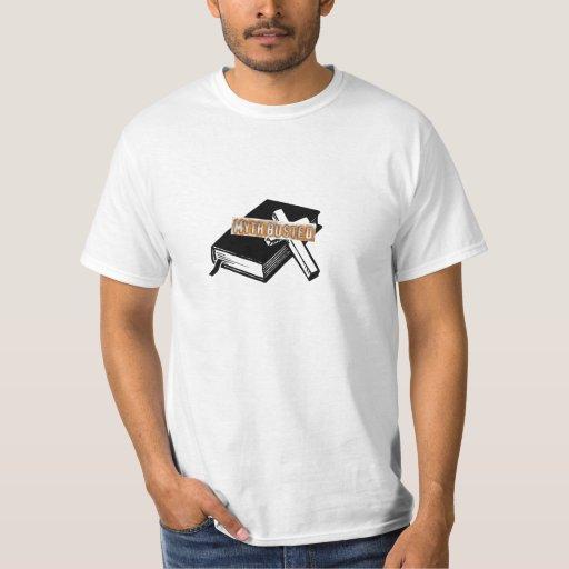 Bible Myth Busted T-Shirt