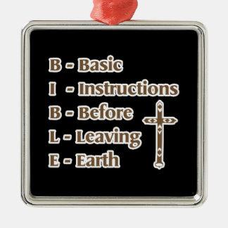 Bible Ornament