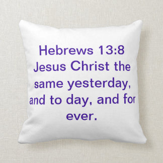 bible pillow