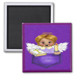 Bible Pocket Angel Fridge Magnet