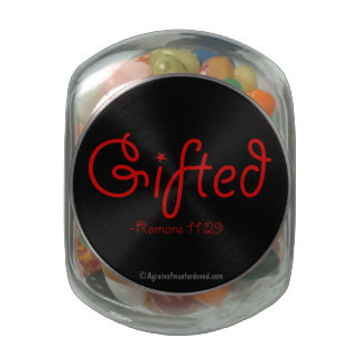 Bible Quotes Jelly Belly Candy Jars