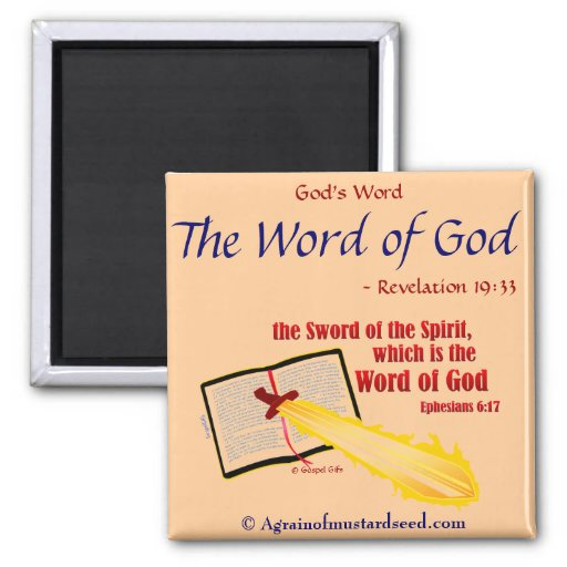 Bible Quotes Fridge Magnets