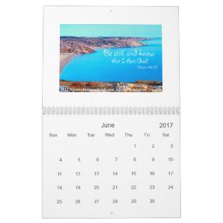Bible Quotes Inspirational Calendar