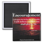 Bible Quotes Inspirational Magnet