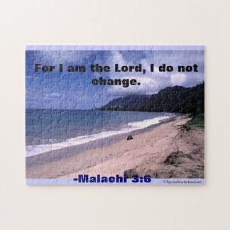 Bible Quotes Jigsaw Puzzle