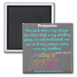 Bible Quotes Refrigerator Magnets
