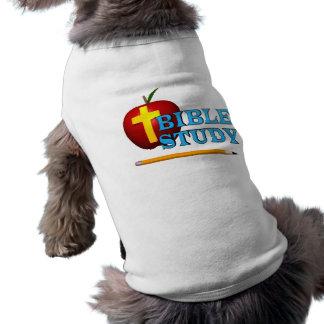 Bible School Teacher Dog Tee Shirt