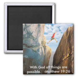 Bible Scripture Magnet