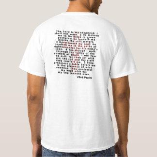 Bible Shirt; Psalms 23 T-shirt