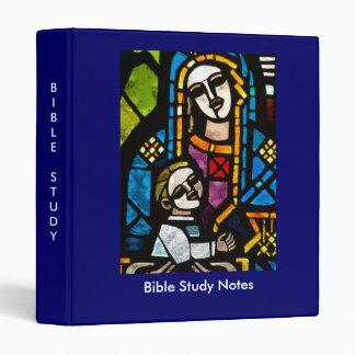 Bible Study Binder