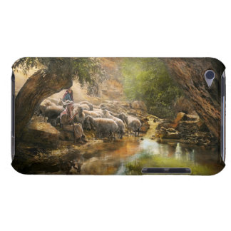 Bible - The Lord is my shepherd - 1910 Barely There iPod Cover