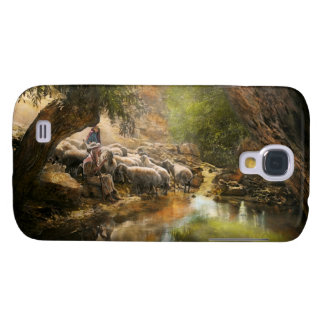 Bible - The Lord is my shepherd - 1910 Galaxy S4 Cover