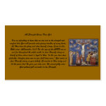 Bible Tracts Double-Sided Standard Business Cards (Pack Of 100)