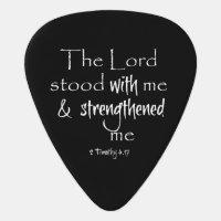 Bible Verse Guitar Pick