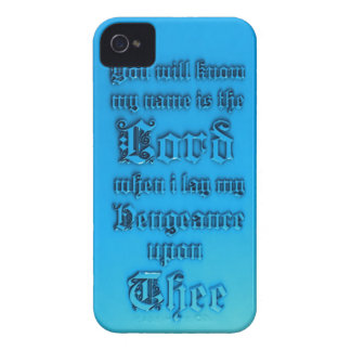 Bible Verse iPhone 4 Case-Mate Cases