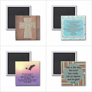 Bible Verse Magnets
