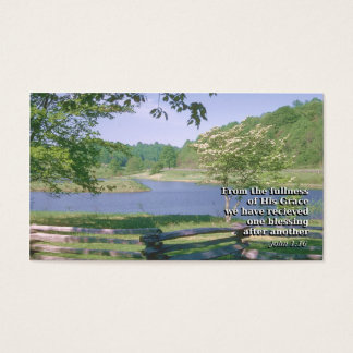 Bible Verse Personal Cards