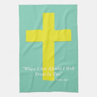 Bible Verse Personalized Kitchen Towel