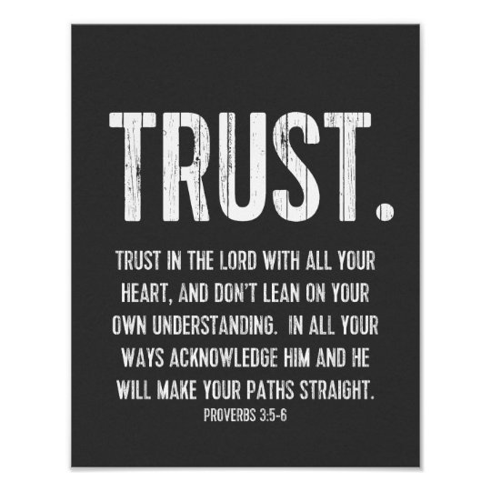Image result for proverbs 3:5