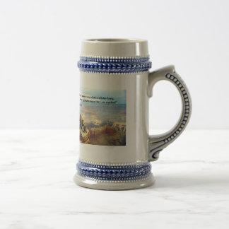 Bible Verse Psalm 8-16 Coffee Mug or Cup