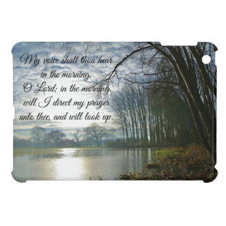 Bible Verse Scripture Prayer iPad Mini Cases