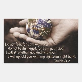 Bible Verse Sticker