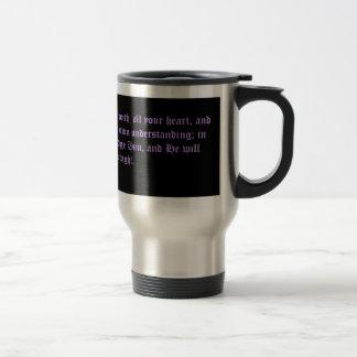 Bible Verse Travel Mug