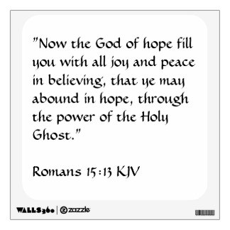 bible verse wall decals amp wall stickers zazzle bible verse wall decal hope anchors the soul hebrews 6 19 wall